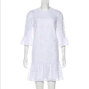 White Kate Spade Lace Dress Sz 4